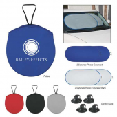 Automobile Sun Shade - Collapsible - #7037