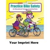 Activity Book: Practice Bike Safety #0260