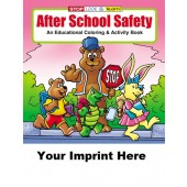 Activity Book: After School Safety #0240