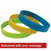 Silicone Wristbands - #WB