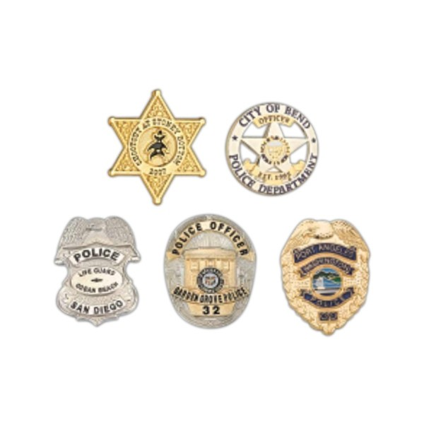 Mini Lapel Pin Badges - #2000