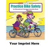 Activity Book: Practice Bike Safety #0260