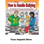 Coloring Book: How To Handle Bullying - #0235